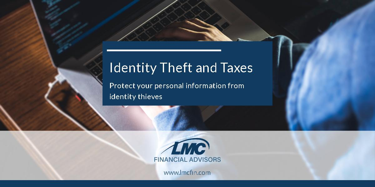 Identity Theft and Taxes Thumbnail