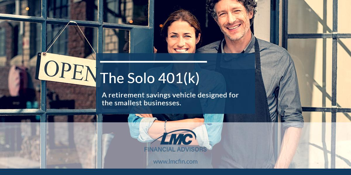The solo 401(k) Thumbnail