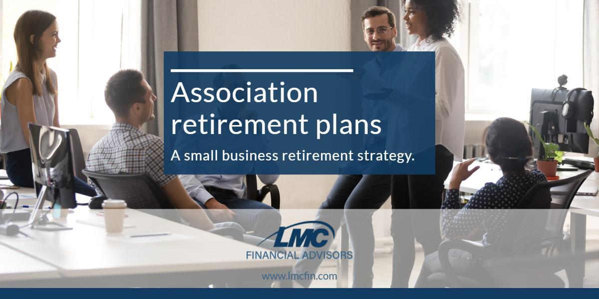 Association retirement plans Thumbnail