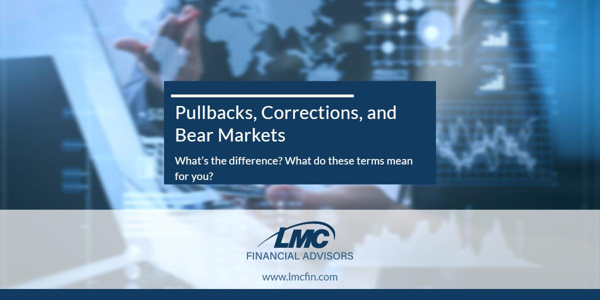 Pullbacks, Corrections, and Bear Markets Thumbnail