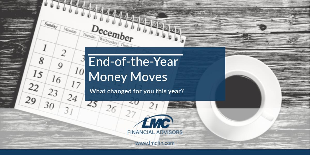 End of the year money moves Thumbnail