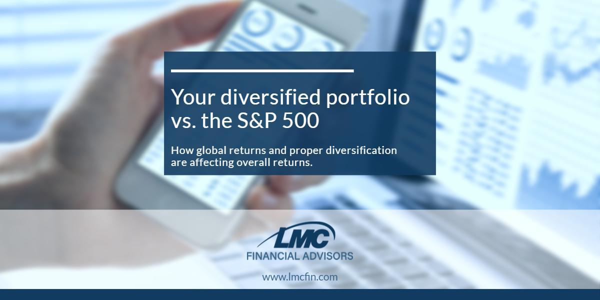 Your diversified portfolio vs. the S&P 500 Thumbnail