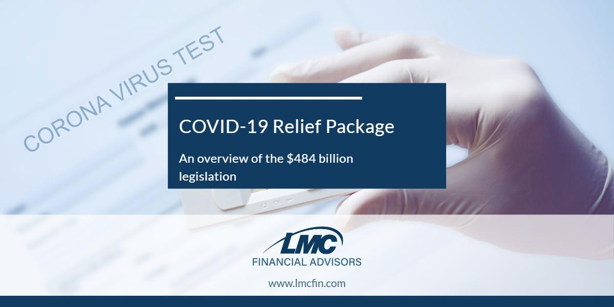An Overview of the Newly Passed $484 Billion COVID-19 Relief Package Thumbnail