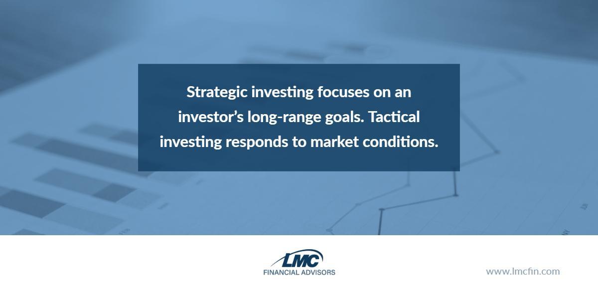 Strategic vs tactical investing Thumbnail