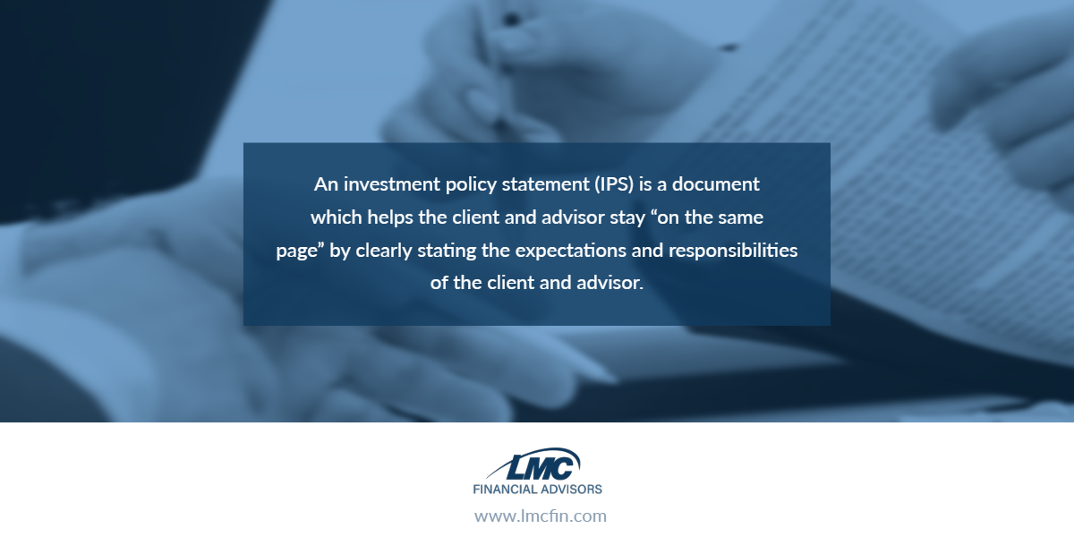 What is an investment policy statement? Thumbnail
