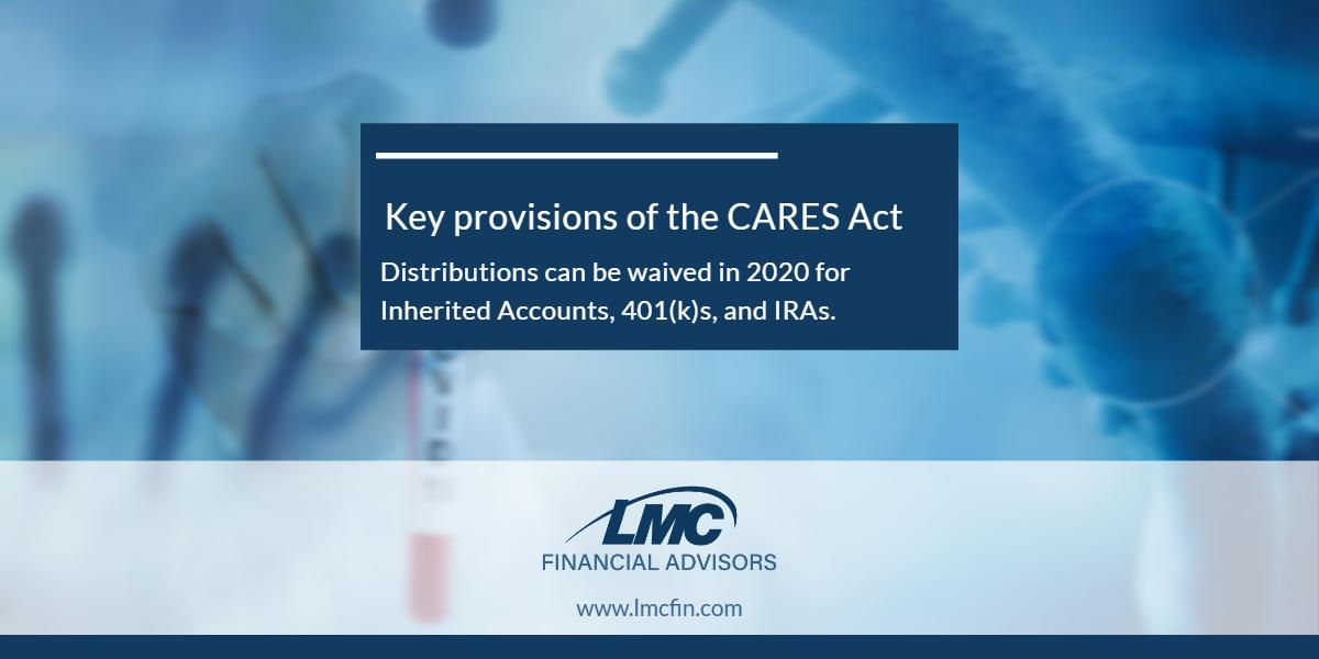 Key provisions of the CARES Act Thumbnail