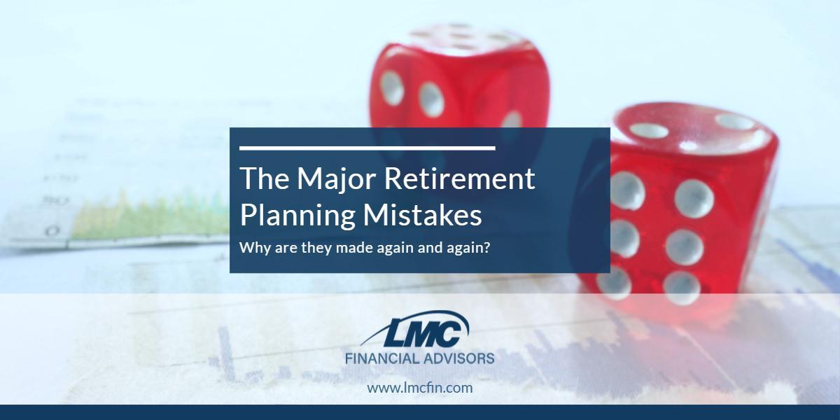 The major retirement planning mistakes Thumbnail