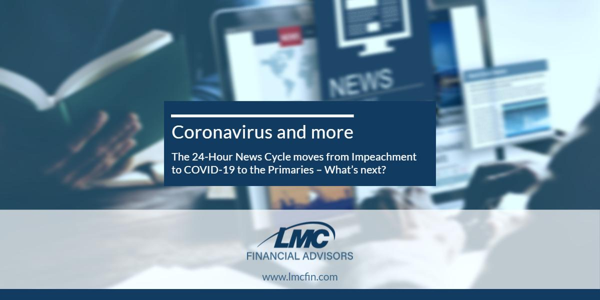 Coronavirus and more Thumbnail