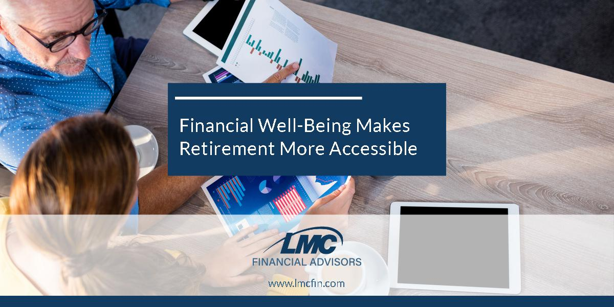 Financial Well-Being Makes Retirement More Accessible Thumbnail
