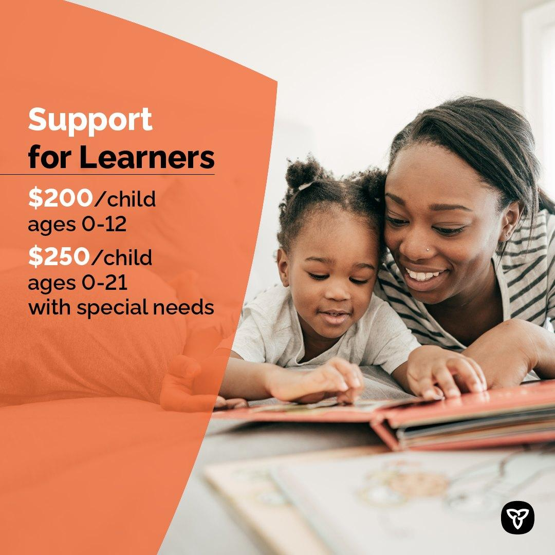 Support for Learners Program Thumbnail