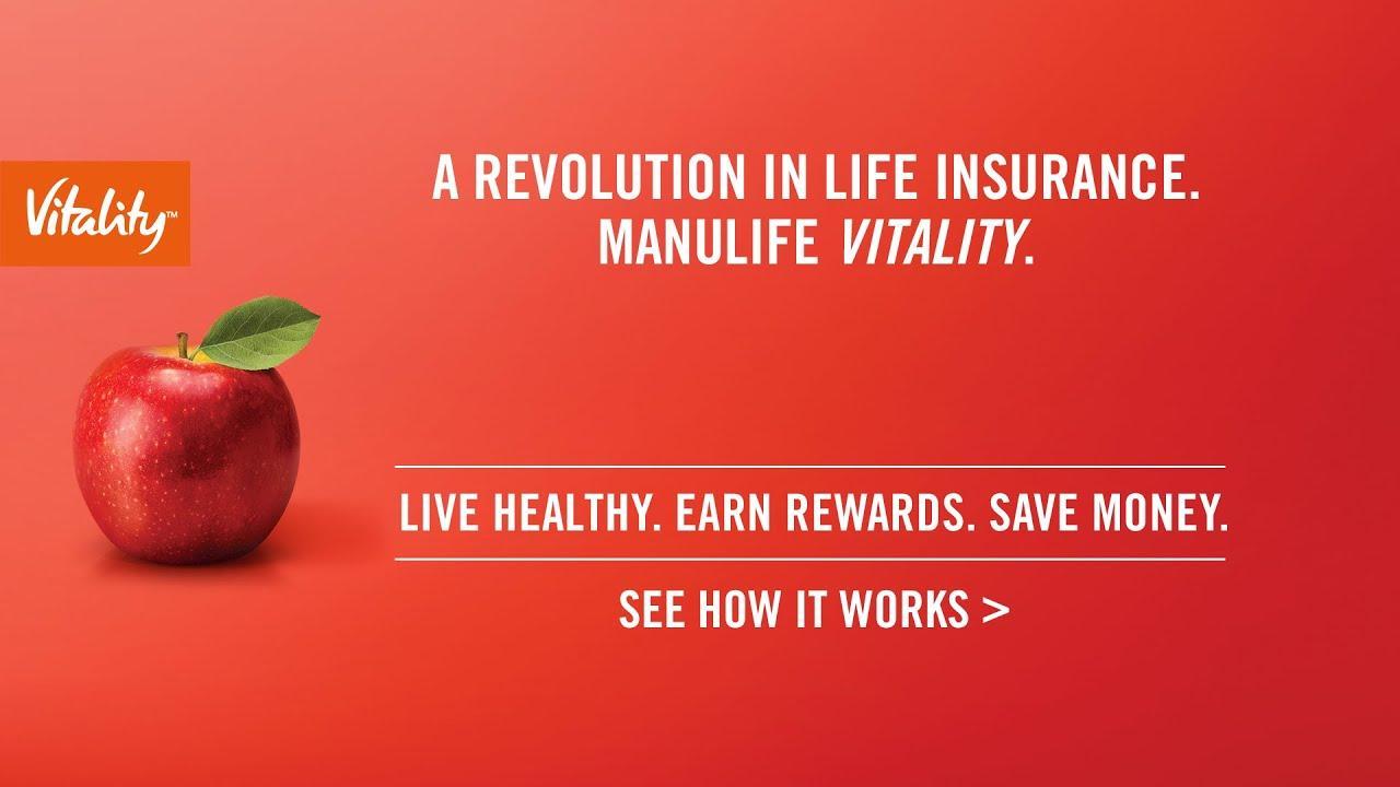 Manulife Vitality Life Insurance Thumbnail