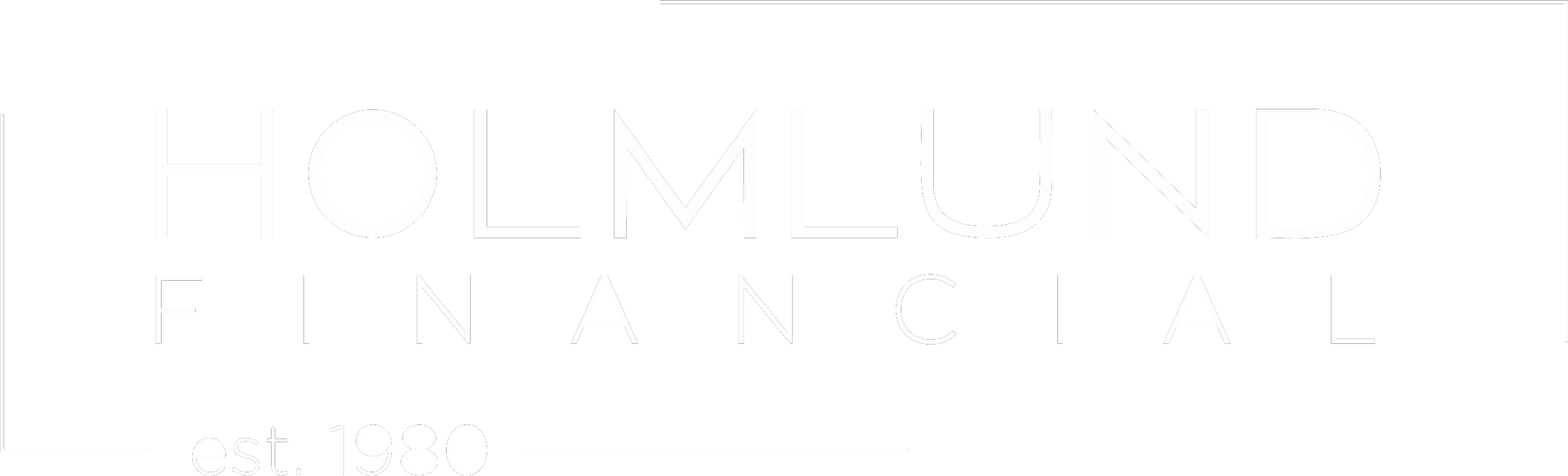 Logo for Holmlund Financial