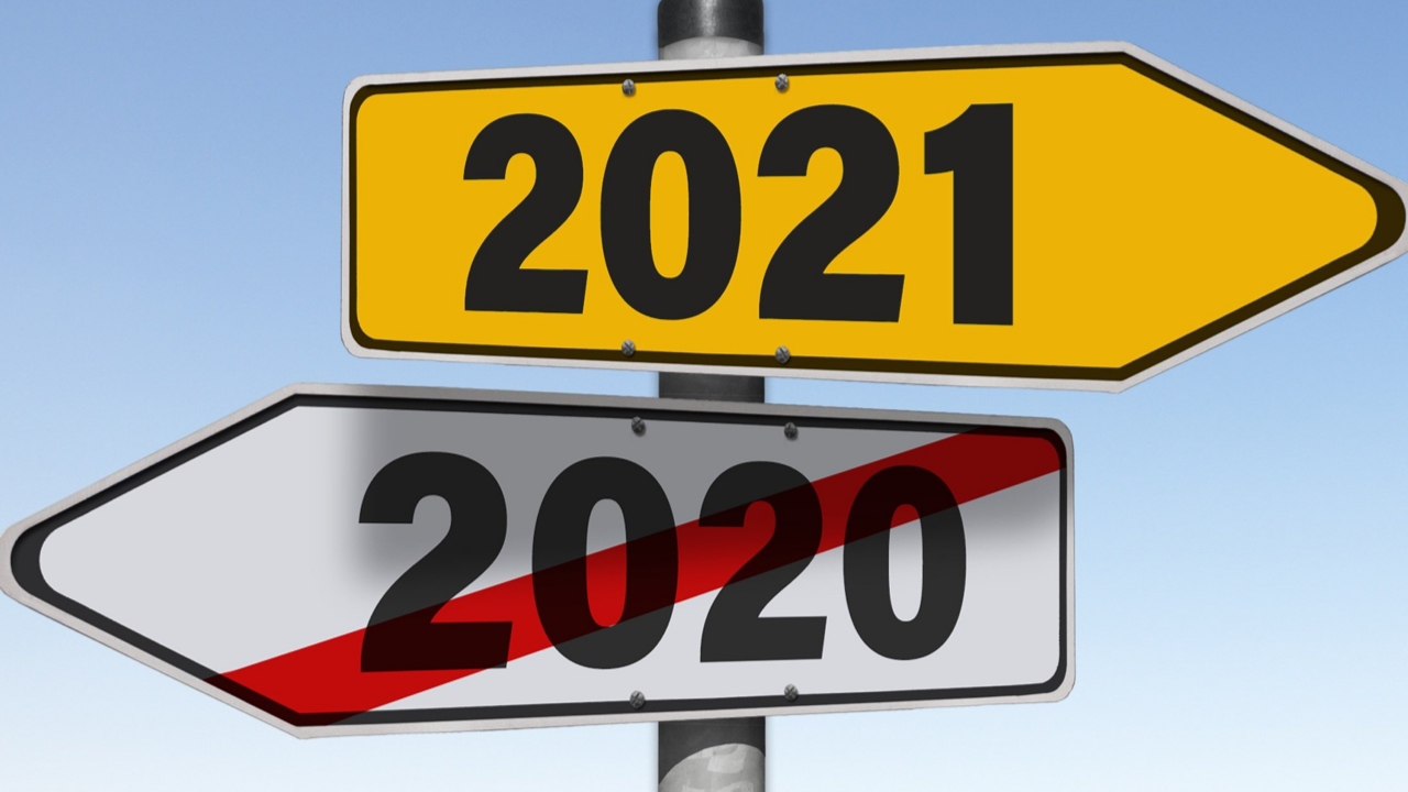 2021 Could be a Really Good Year - Data and Charts Thumbnail