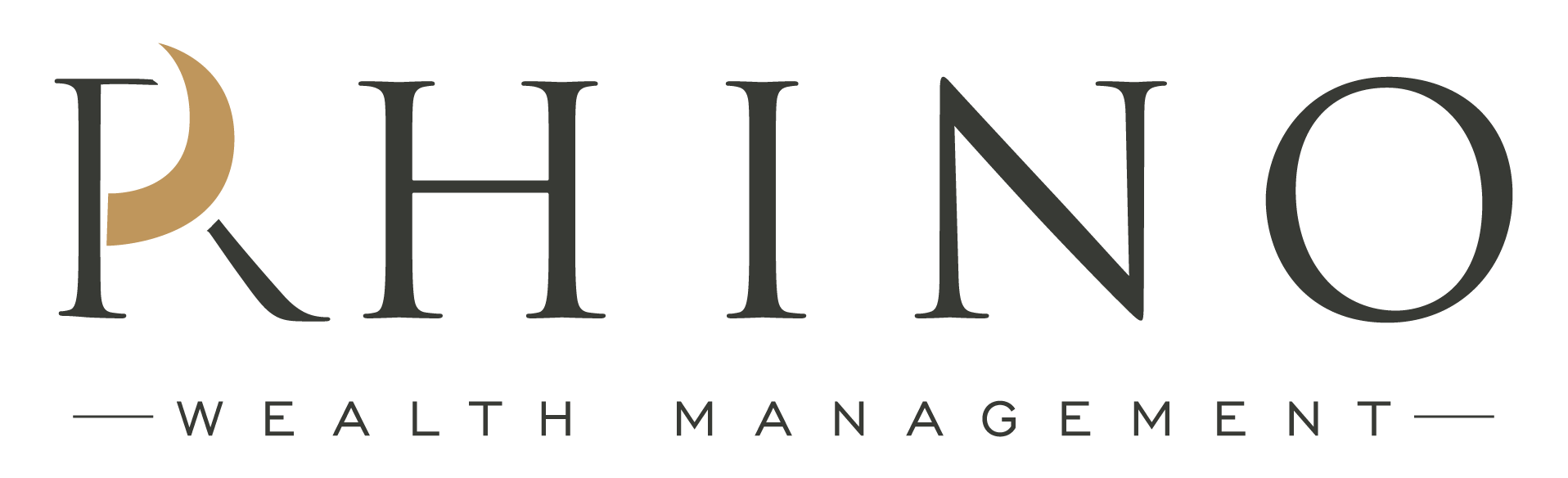 Logo for Rhino Wealth Management