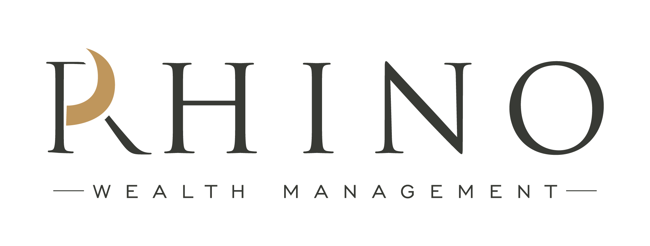 Logo for Rhino Wealth Management