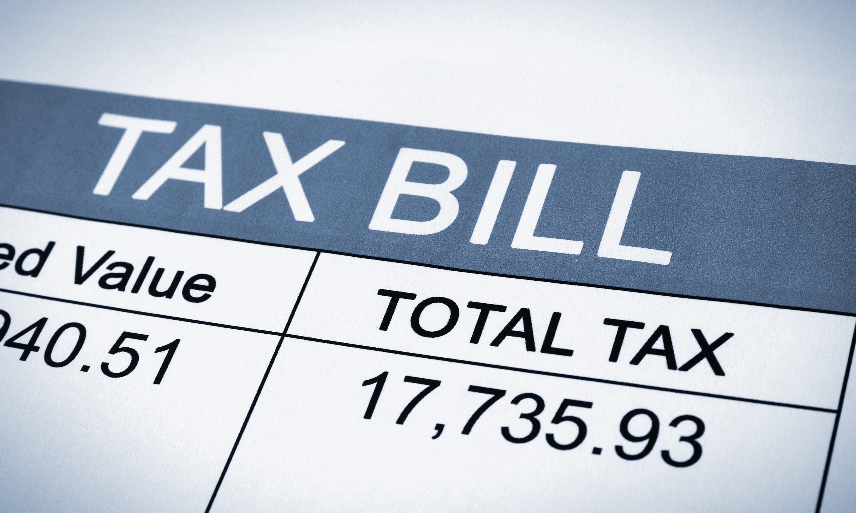 How Will The New Tax Bill Affect You? Thumbnail