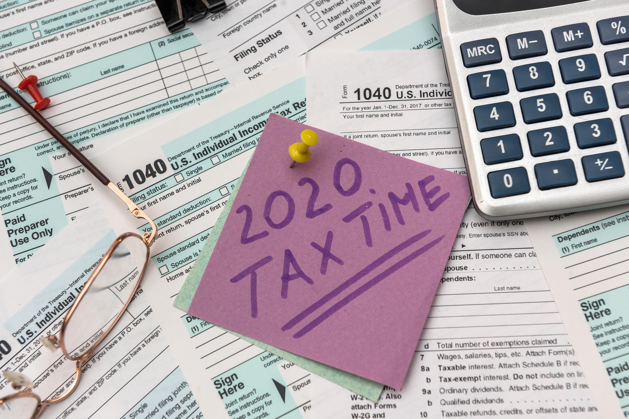 2020 Tax Code Changes: What You Need to Know  Thumbnail