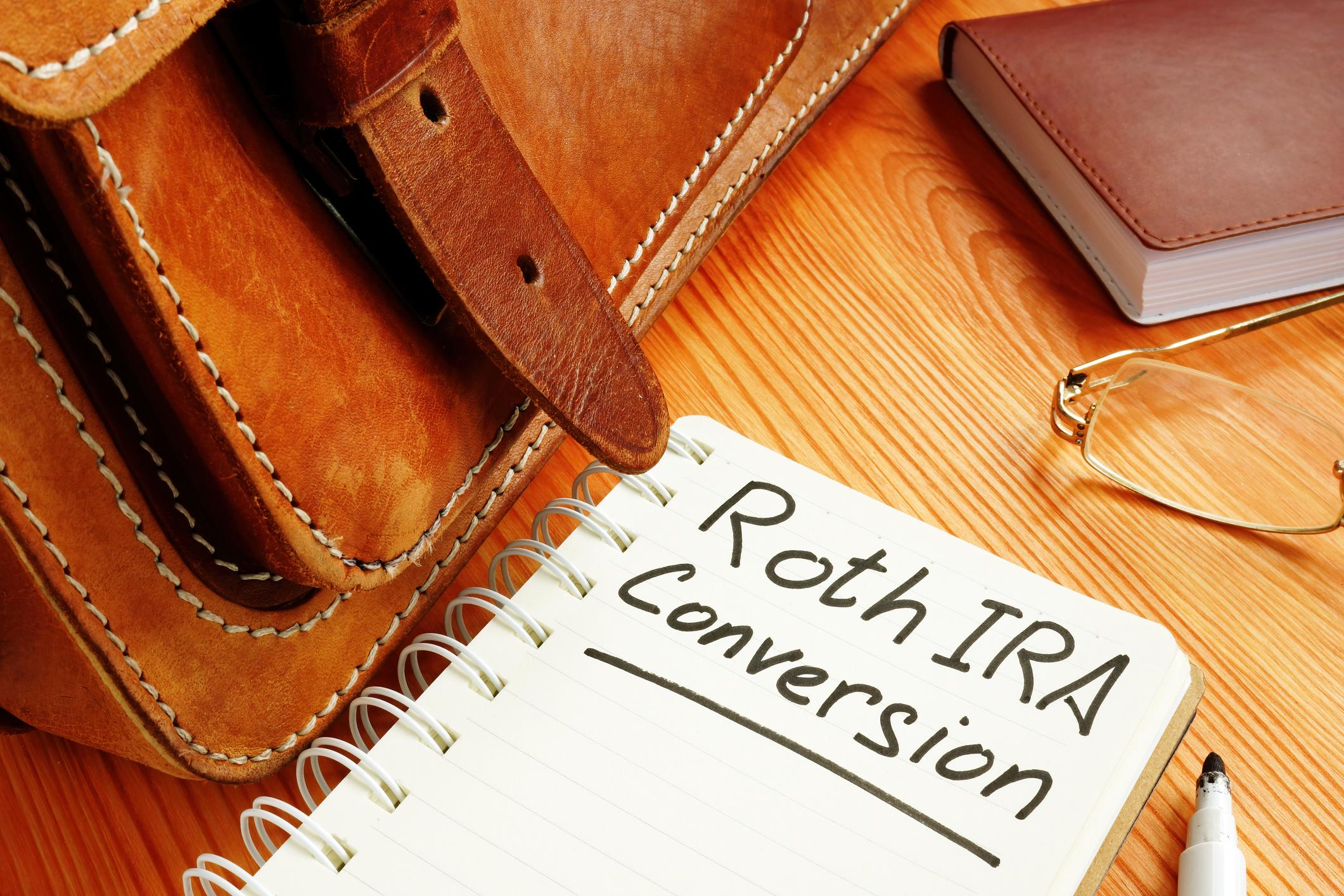 Roth Conversions: What You Need to Know — Dream Financial Planning