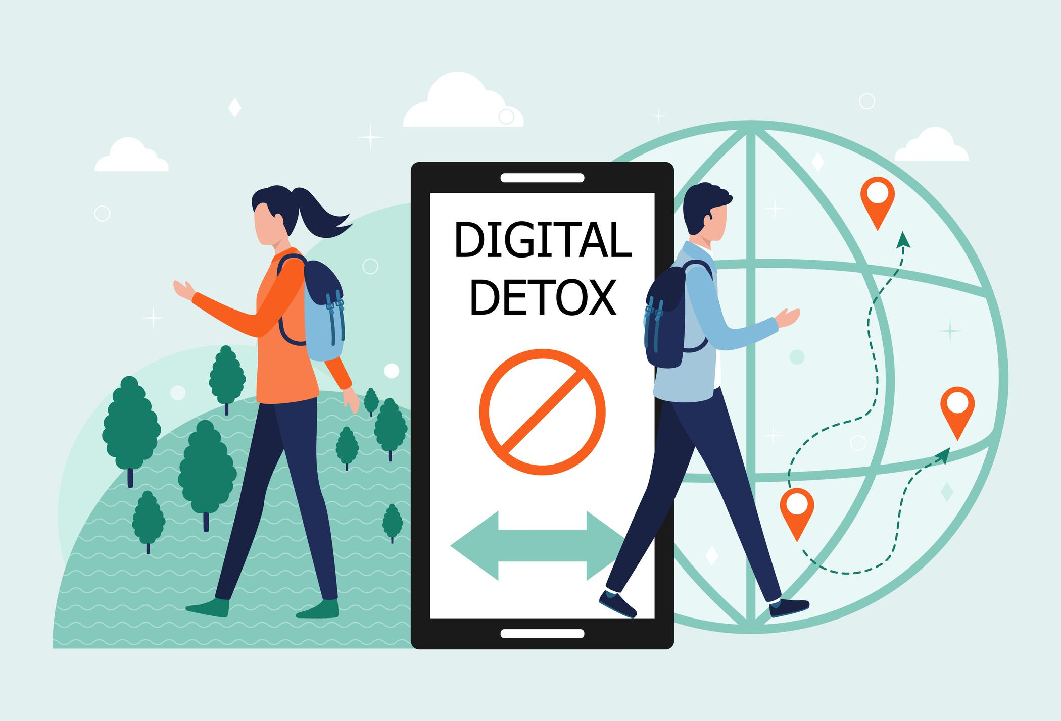 Did You Know a Digital Detox Could Improve Your Finances? Here Are 5 Tips to Help Reset Your Spending Habits Thumbnail