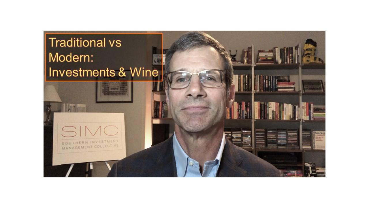 Traditional vs Modern:  Investments and Wine Thumbnail