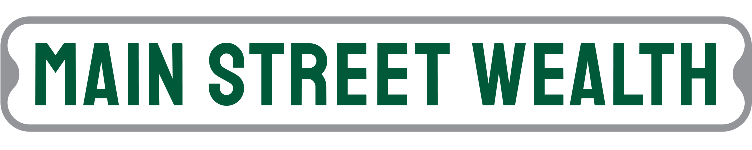 Logo for Mainstreet Wealth - Jason Claringbold - Georgetown ON