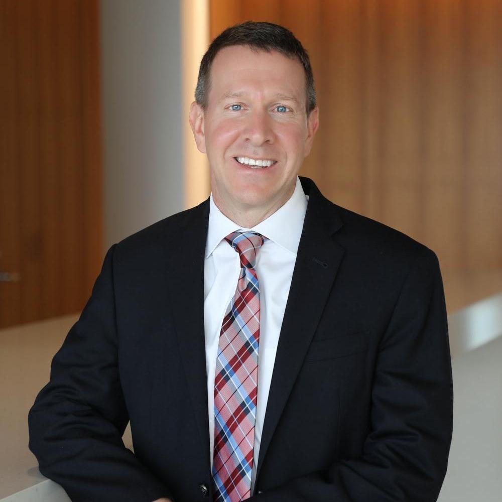 David Klenke, CFP®, CFA®, CPA Photo