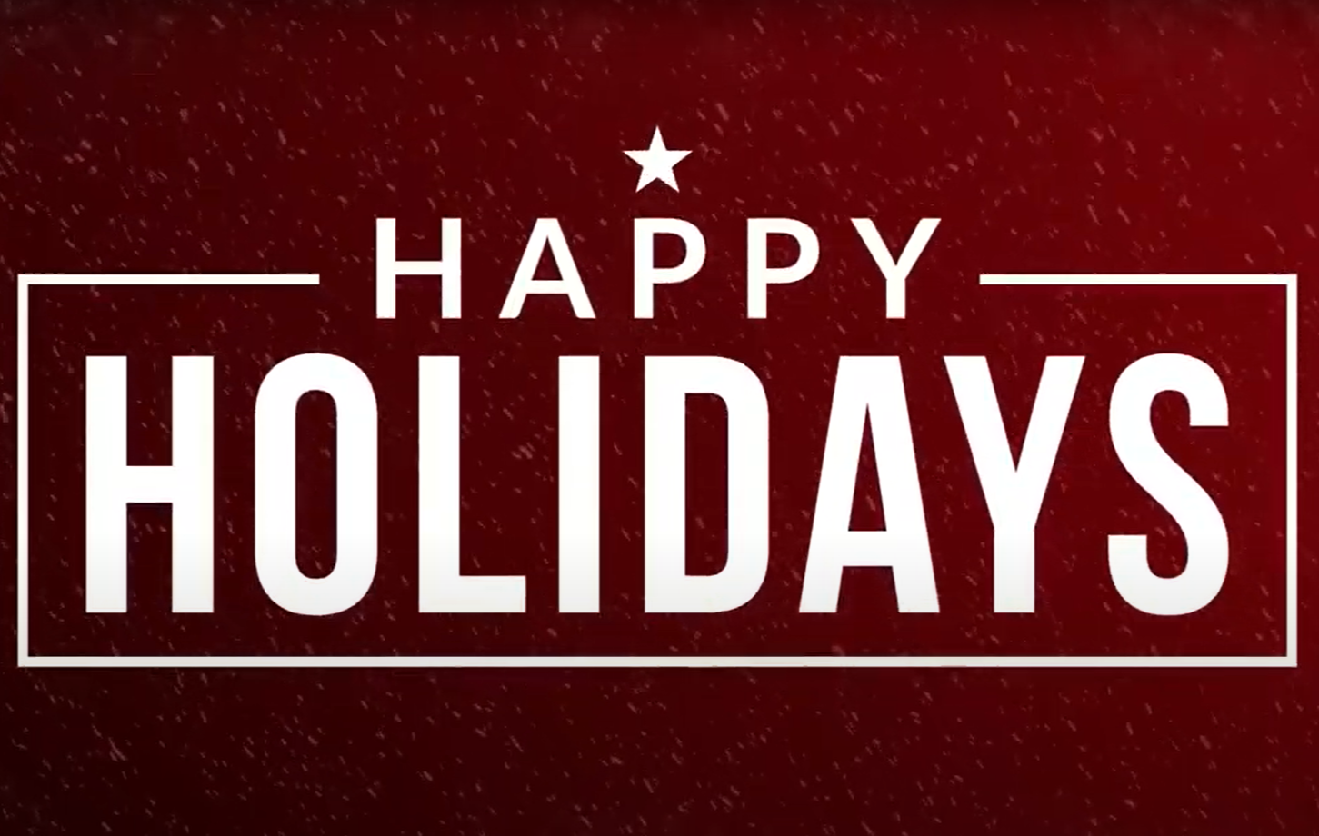 Happy Holidays from your JMRD Watson Team  Thumbnail