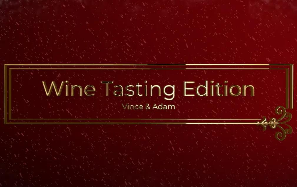 Holidays at Home with JMRD Watson - Wine Tasting Edition Thumbnail