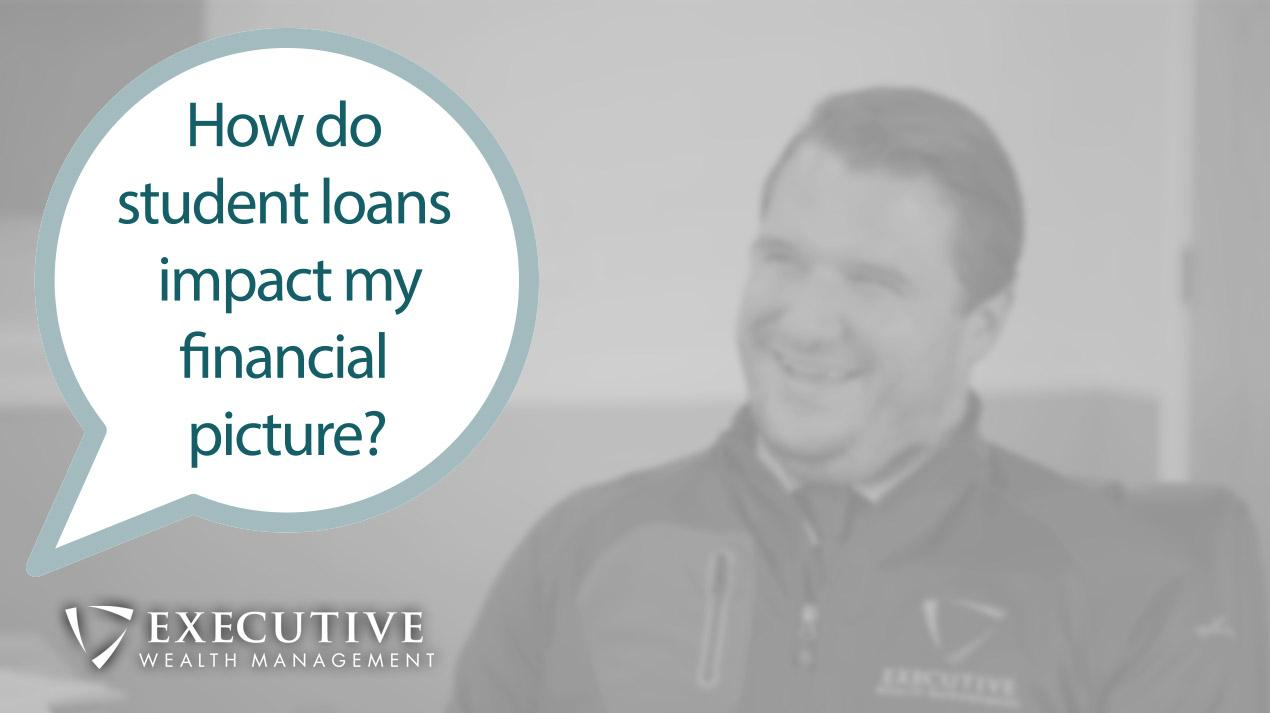 EWM Investment Minute: How are student loans impacting my investment future? Thumbnail