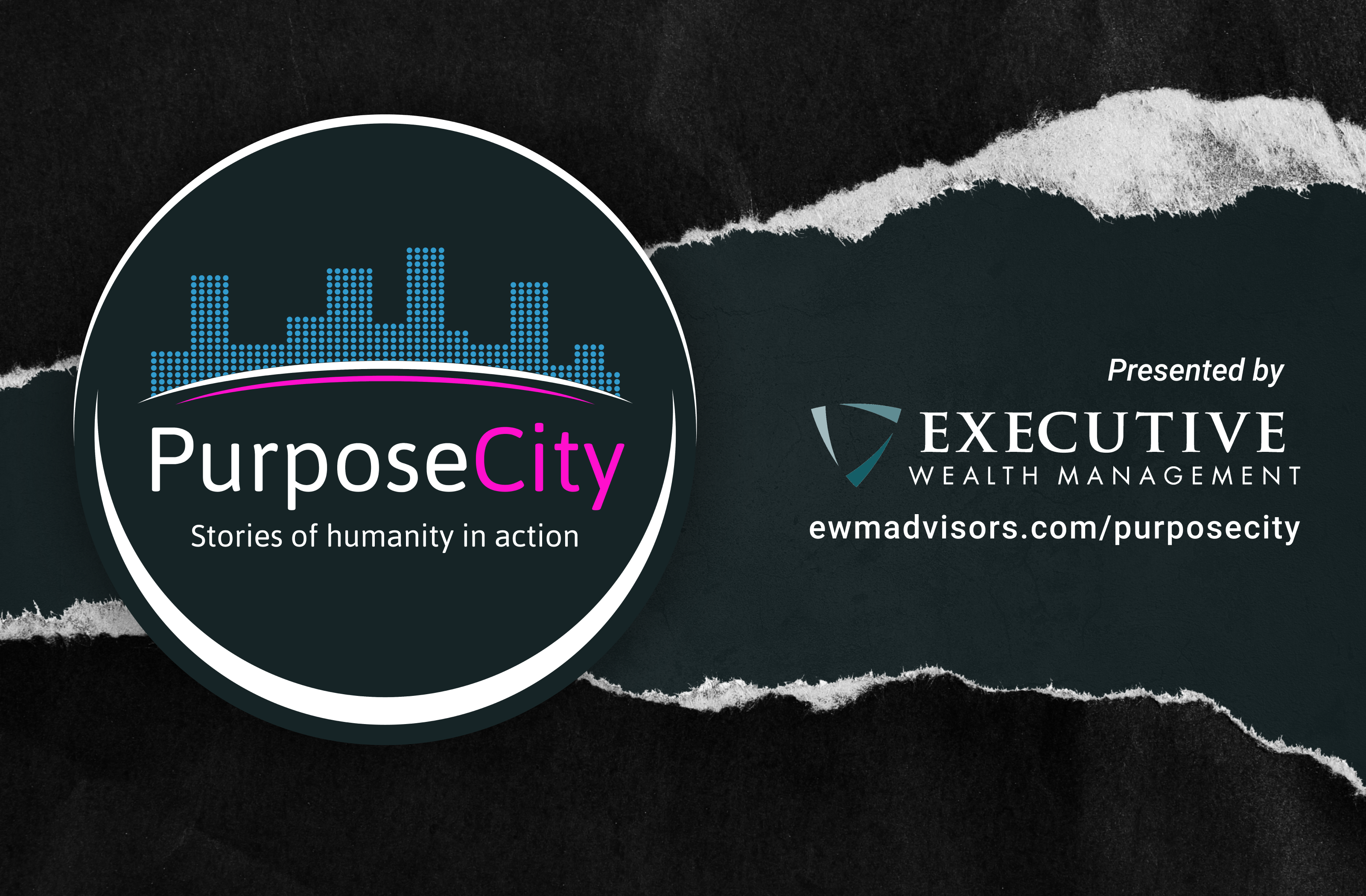 PurposeCity: Stories of humanity in action. Thumbnail