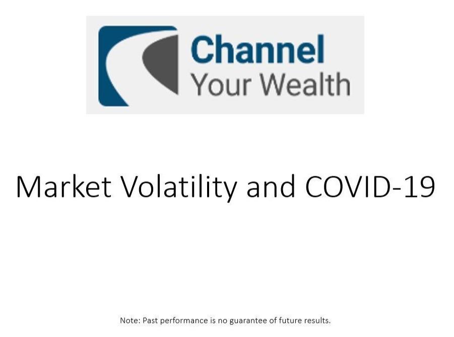 Market Volatility and COVID-19 Thumbnail