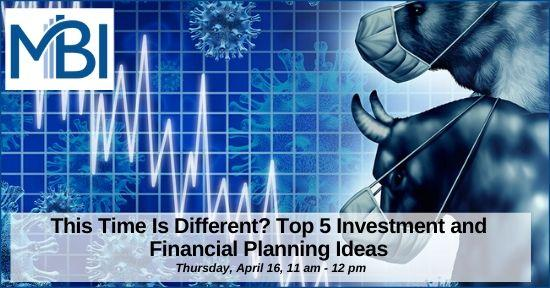 (Past) This Time is Different? Top 5 Investment and Financial Planning Ideas Thumbnail