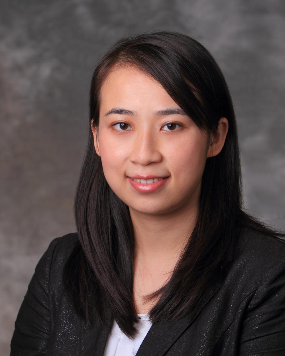 Jenny Wang, CFP®, CFA Photo