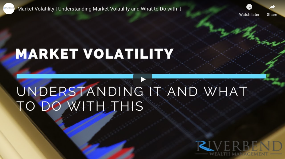 What To Do When Markets Are Volatile Thumbnail