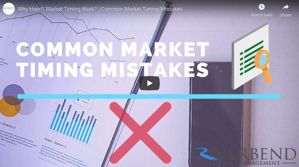 Market Timing Mistakes Thumbnail