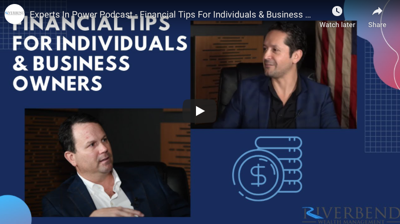 Experts In Power Podcast: Financial Tips For Individuals & Business Owners Thumbnail