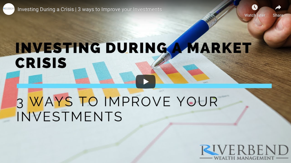 Learn 3 things you can do to improve your investment results in a crisis Thumbnail