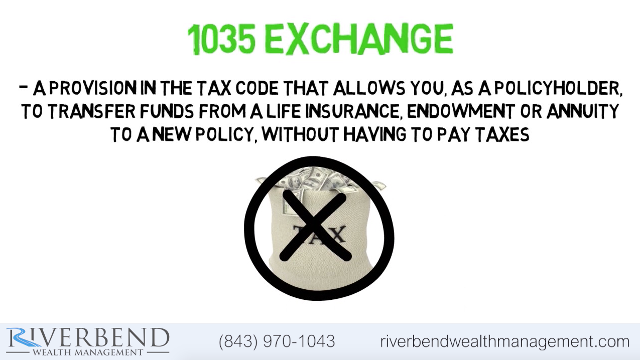 What Is A 1035 Exchange & How Can It Save You Money On Taxes? Thumbnail