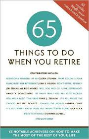 Image result for 65 things to do when you retire