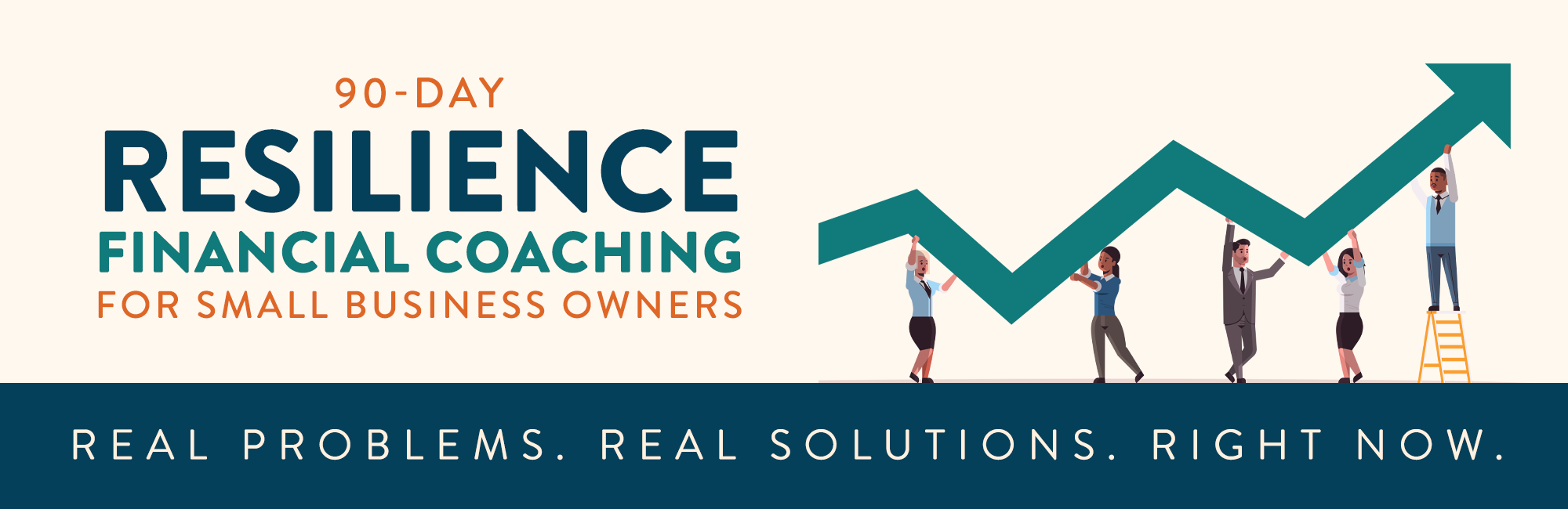 90 Day Resilence Financial Coaching For Small Business