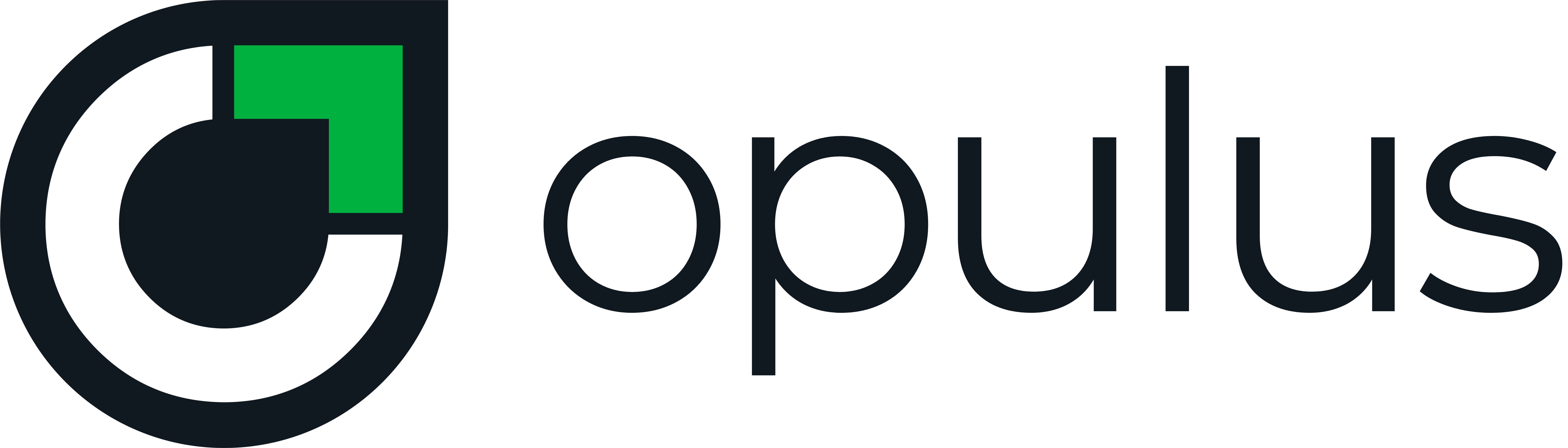 Logo for Opulus