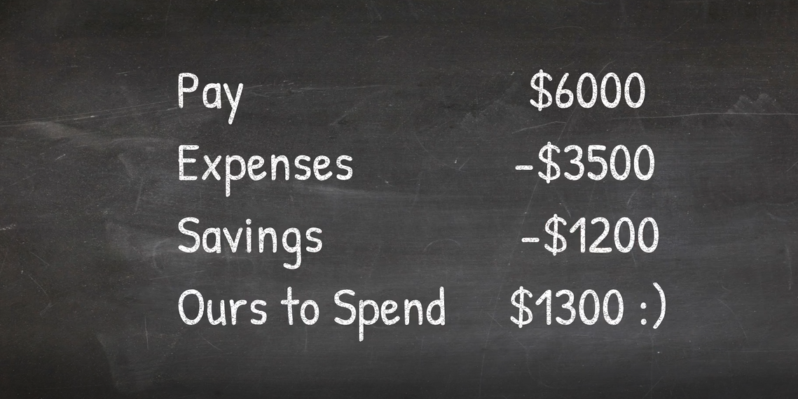 A Simple Budget for People Who HATE Budgets! Thumbnail