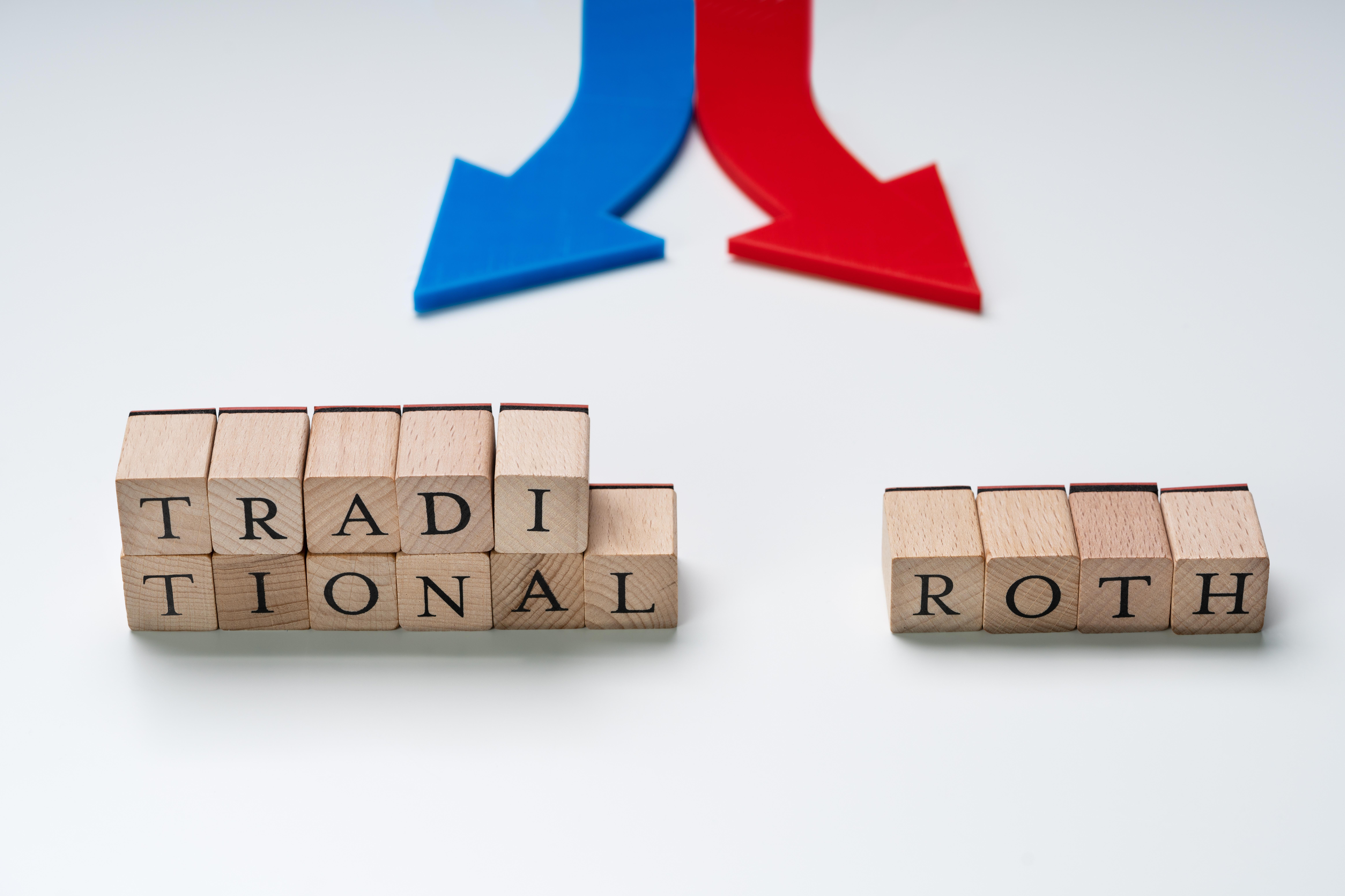 IRA vs. Roth IRA Investment Strategy Thumbnail