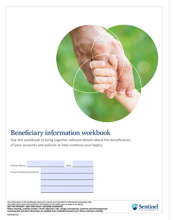 Beneficiary Information Workbook Malta, NY Retirement Theory