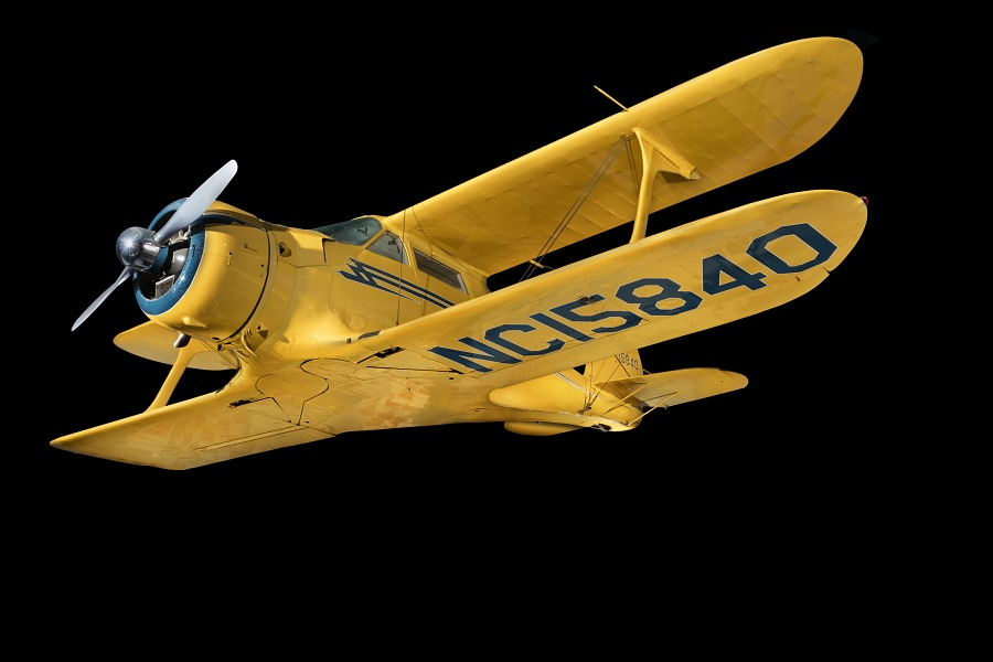 Beechcraft C17L Staggerwing