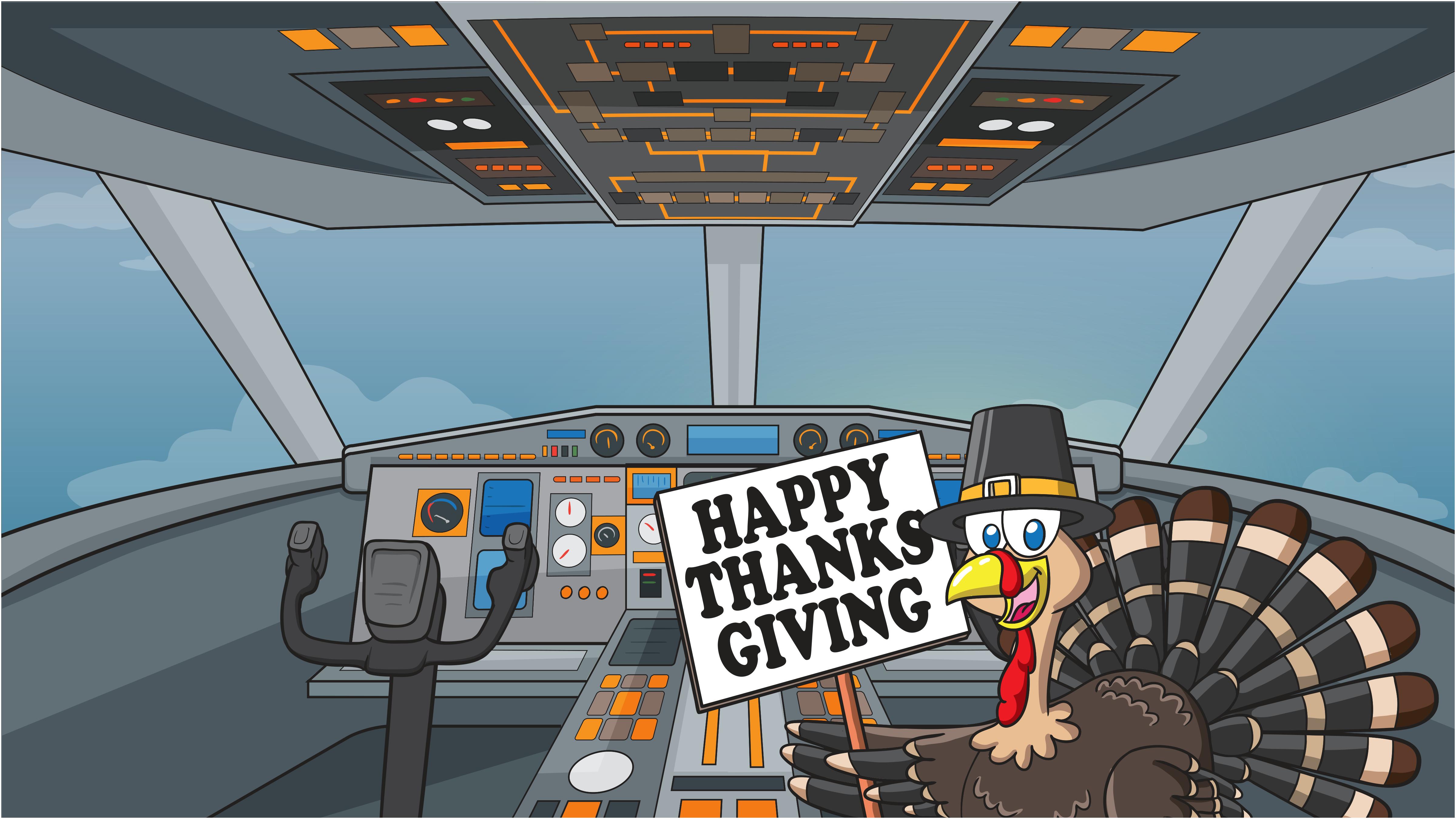 Thanksgiving Message Thumbnail