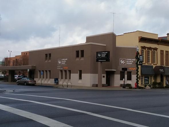 CAK Financial Building Findlay, OH Copeland Allen & Kramp Financial