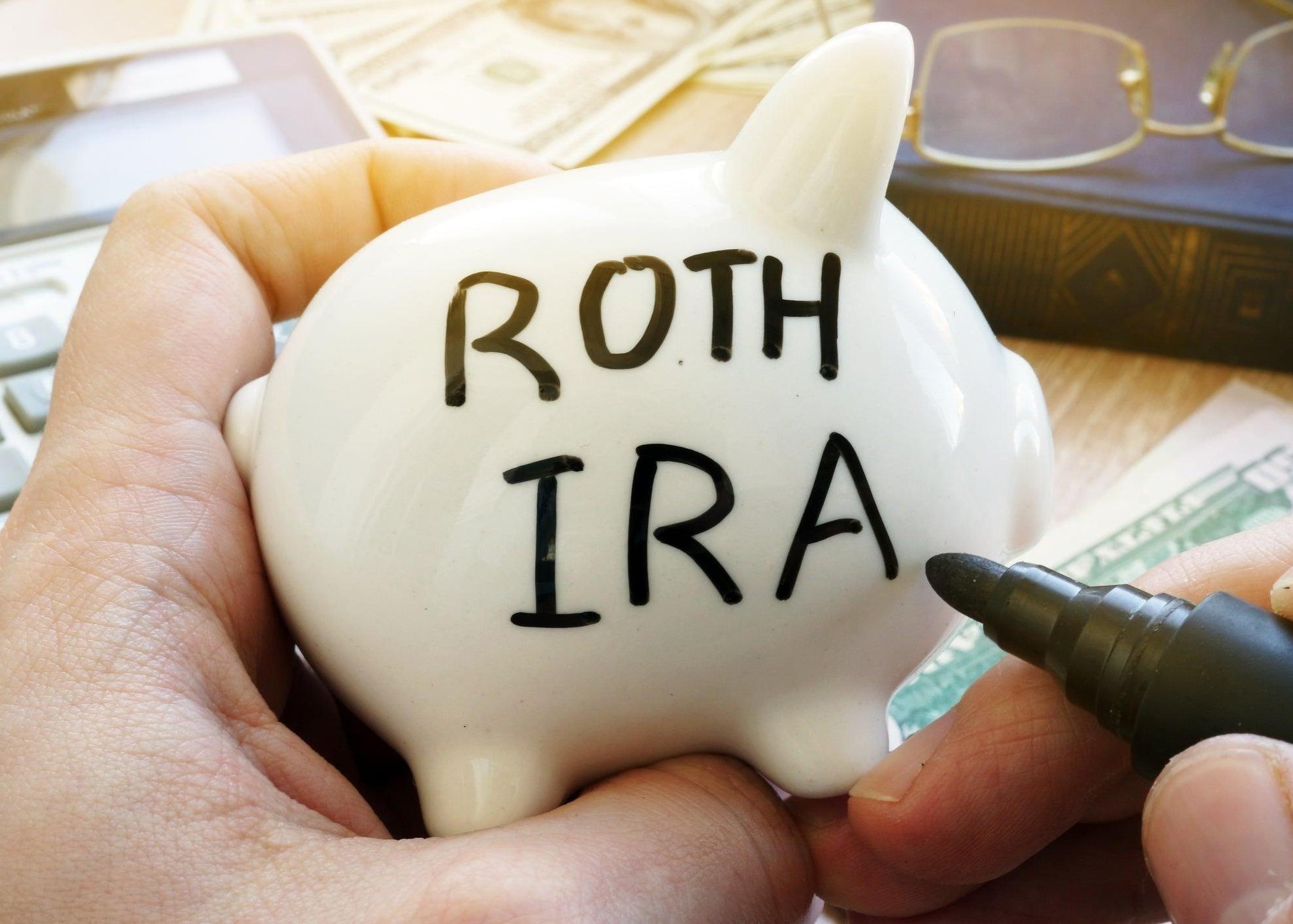 Roth IRA Conversions Thumbnail