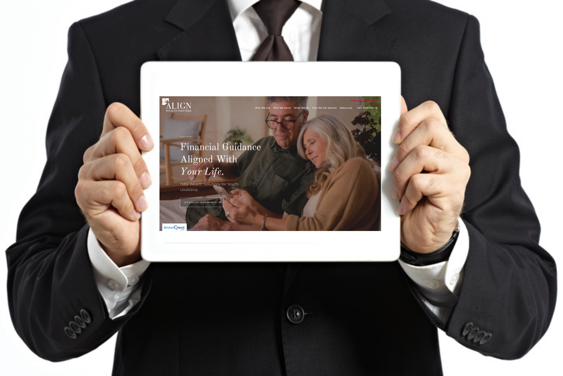 Align Wealth Partners Unveils New Website Thumbnail