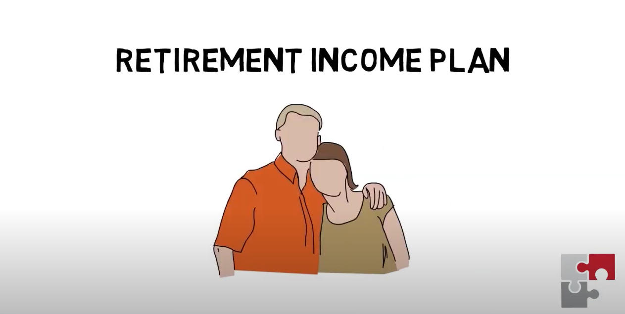 How Do You Create a Simple Retirement Income Plan? Thumbnail